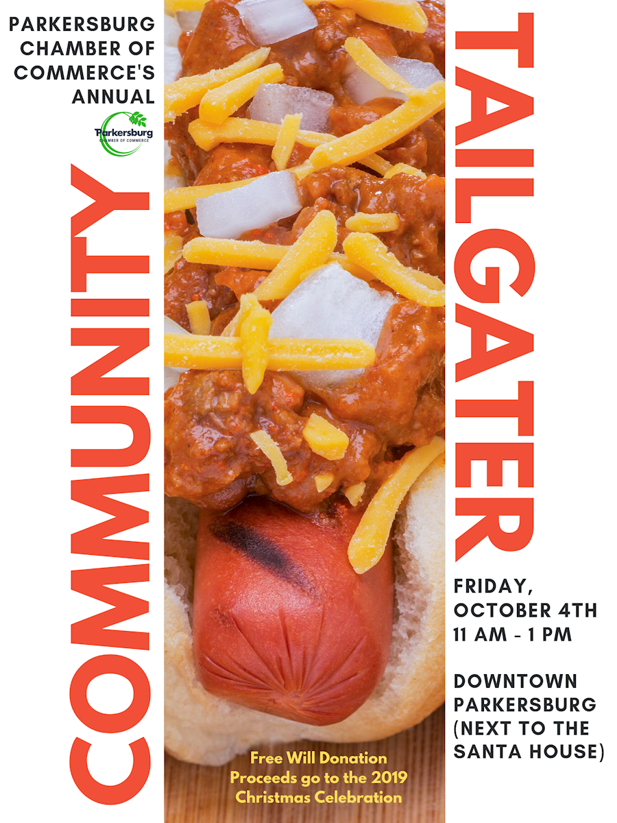 Parkersburg Chamber of Commerce's Annual Community Tailgater