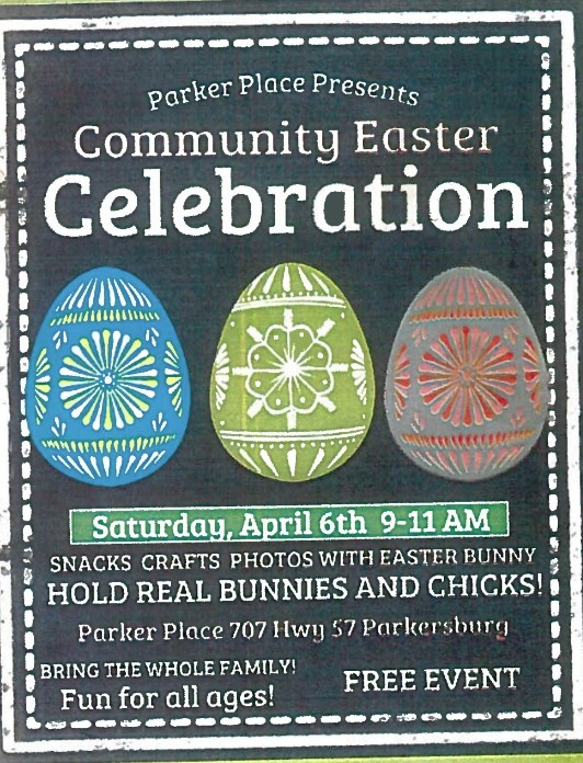 Parker Place Community Easter Celebration