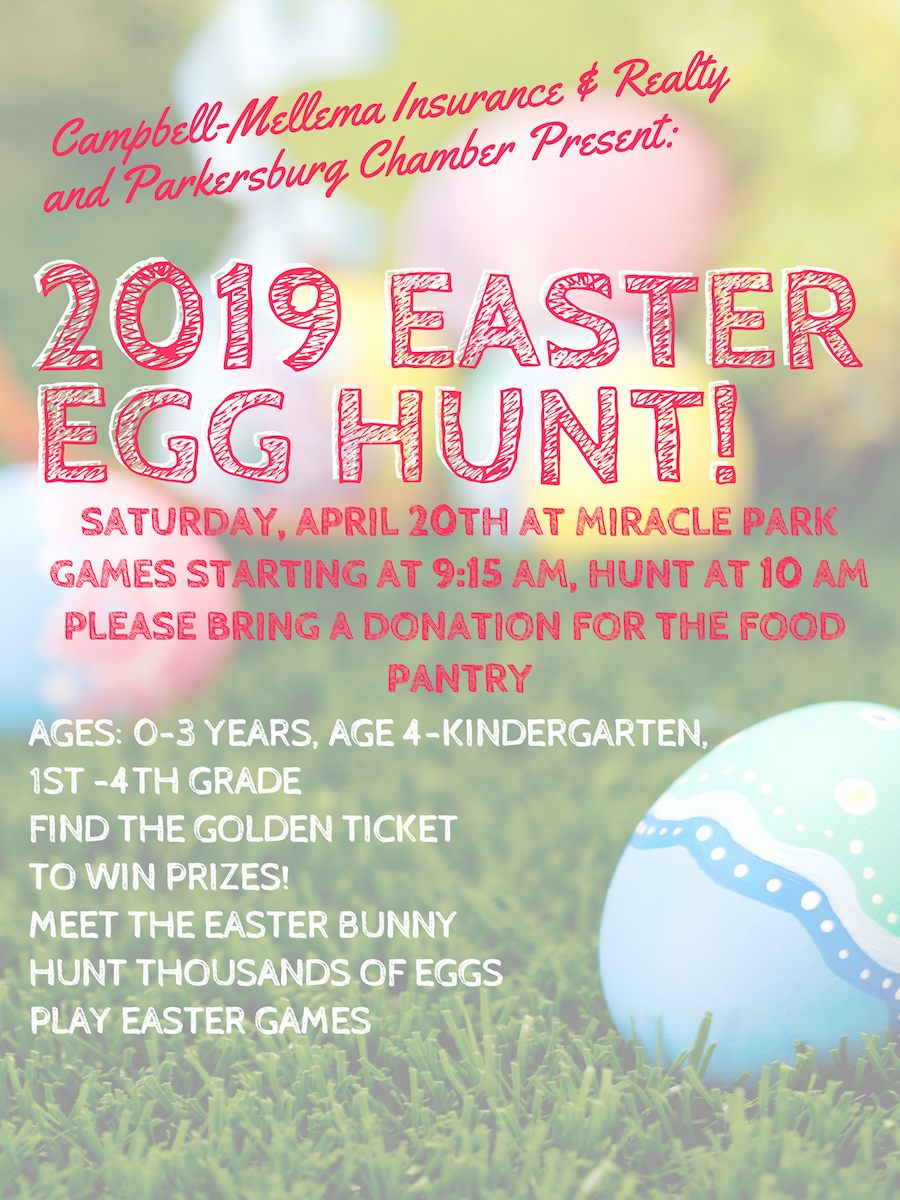 2019 Easter Egg Hunt