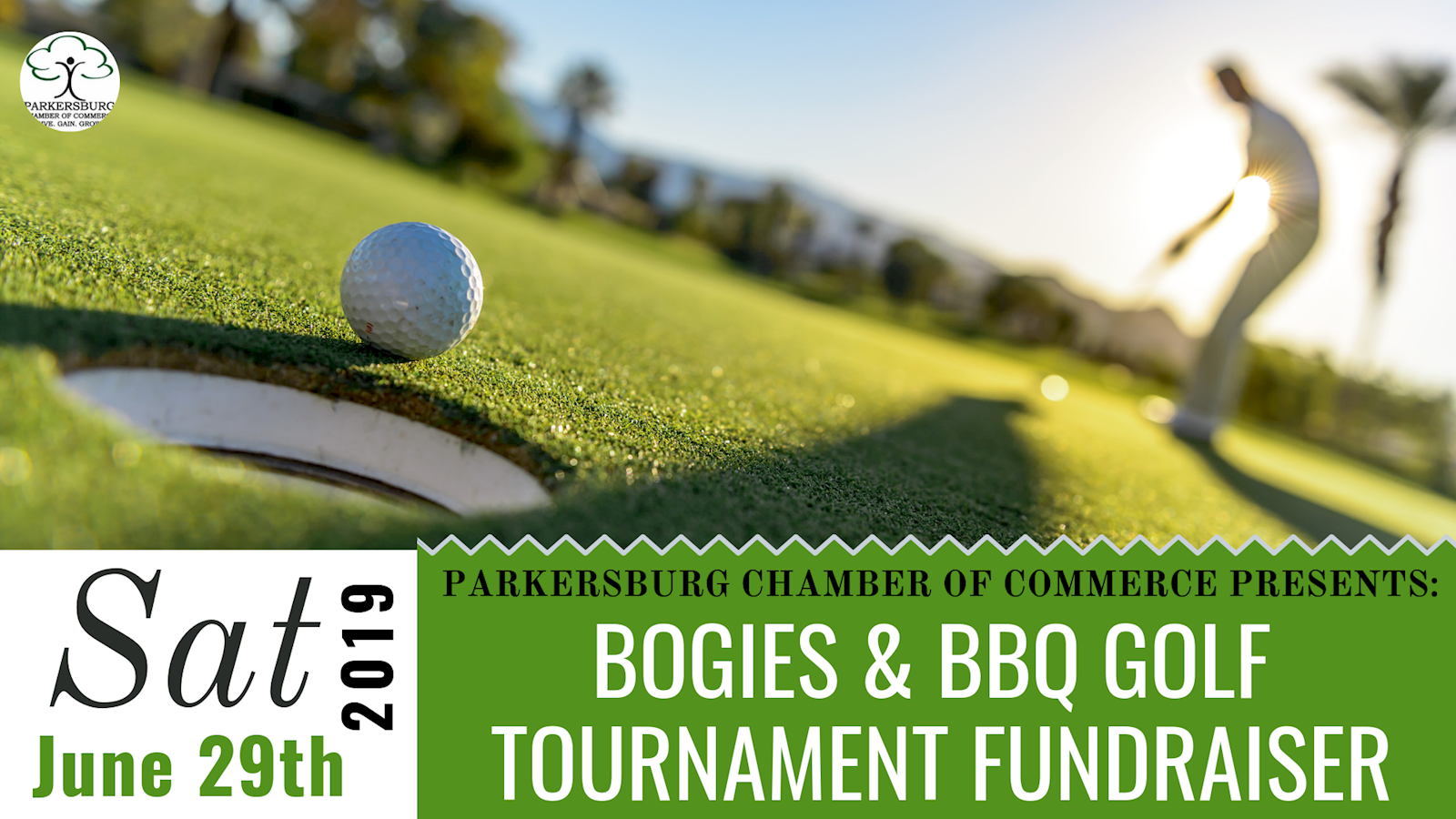 Bogies & BBQ Golf Tournament & Fundraiser