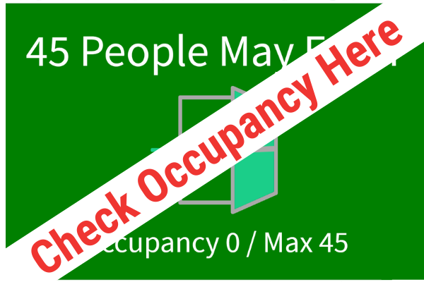 Parkersburg Occupancy Counter
