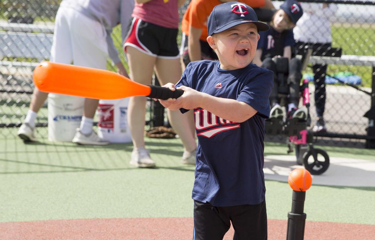 Miracle Field debuts in Parkersburg