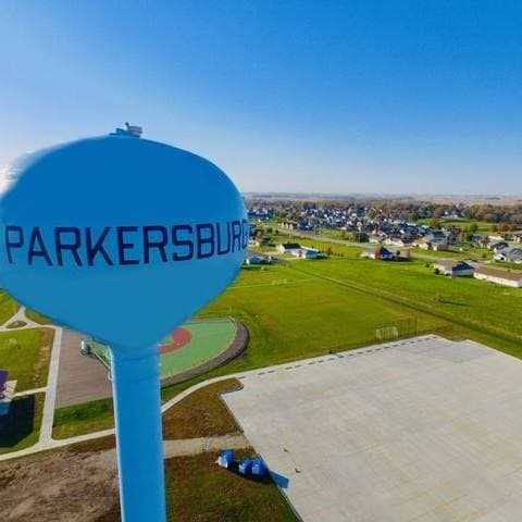 Photo of Parkersburg Water Tower
