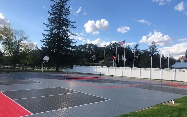 Parkersburg Pickleball Courts