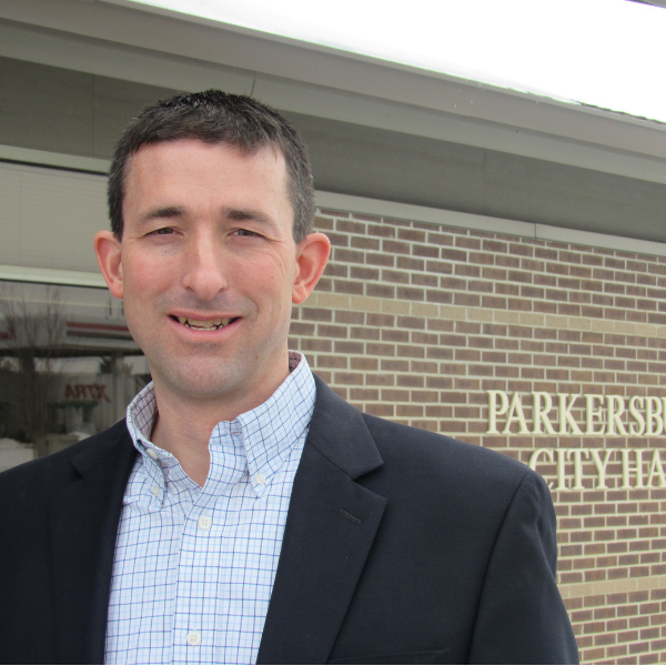 Parkersburg City Administrator Chris Luhring